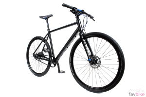 Cube Hyde Race 2015 Urban Bike