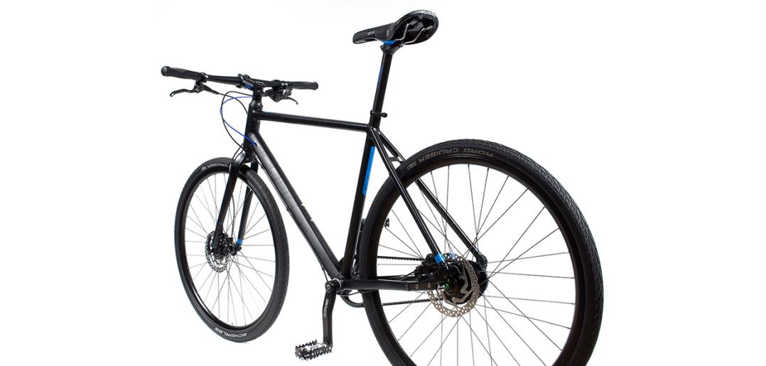 cube hyde race 2015 g nstiges urban bike im test. Black Bedroom Furniture Sets. Home Design Ideas