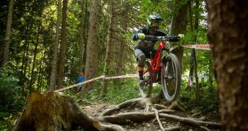Focus SAM Carbon 2016 Enduro