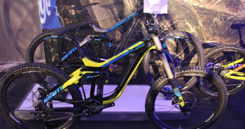 Giant Glory Advanced 2016: Gravity-Bike erhält Facelift