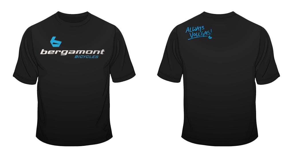 first rate 54382 e2d9b Gewinnspiel: Wir verlosen fünf exklusive Bergamont T-Shirts