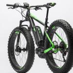 Cube Nutrail Hybrid: Fatbike-Pedelec für Gelände und Stadt | Eurobike 2015