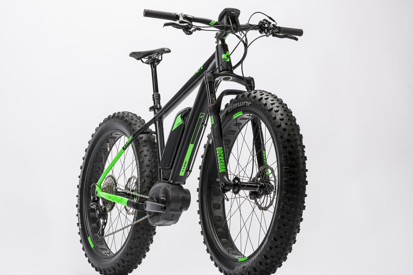 cube nutrail hybrid 2016 fatbike e bike. Black Bedroom Furniture Sets. Home Design Ideas