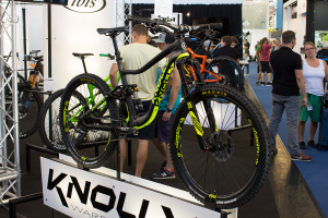 Knolly Warden Carbon: High-End-Enduro auf der Eurobike 2015 vorgestellt
