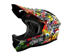 Oneal Warp 2016: Neuer Fullface-Helm für Downhill-Einsatz