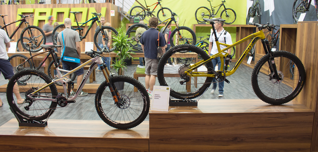 Eurobike 2015: Super-Enduro Radon Swoop 170 enthüllt