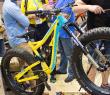 Alutech Fat Fanes 2016: Enduro-Fatbike mit USD-Gabel | Eurobike 2015