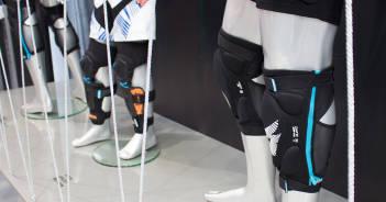 Bluegrass Wapiti (D3O): Brandneue Knie- und Ellenbogen-Protektoren   Eurobike 2015