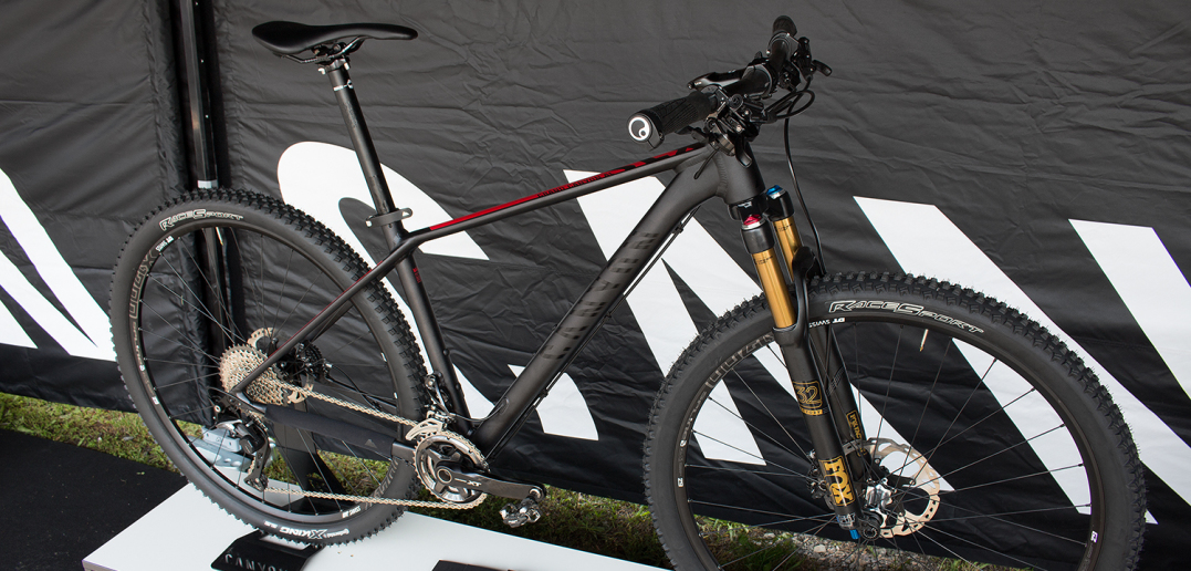 Canyon Grand Canyon AL SLX 2016: Alu-Hardtail der High-End-Klasse | Eurobike 2015