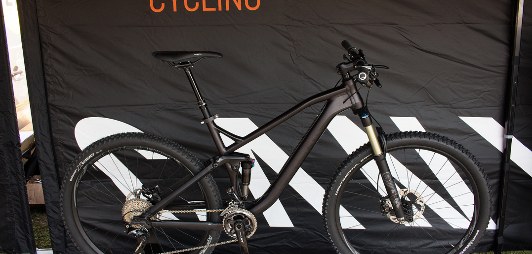 Canyon Nerve AL 29 2016: Allround-Fully bekommt neuen Rahmen | Eurobike 2015