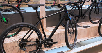 Cube Hyde 2016: Urban Bike kommt in 29 Zoll und mit Technik-Update   Eurobike 2015