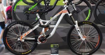 NS Bikes Fuzz 2016 auf der Eurobike 2015: Potenter Downhill-Racer im Video