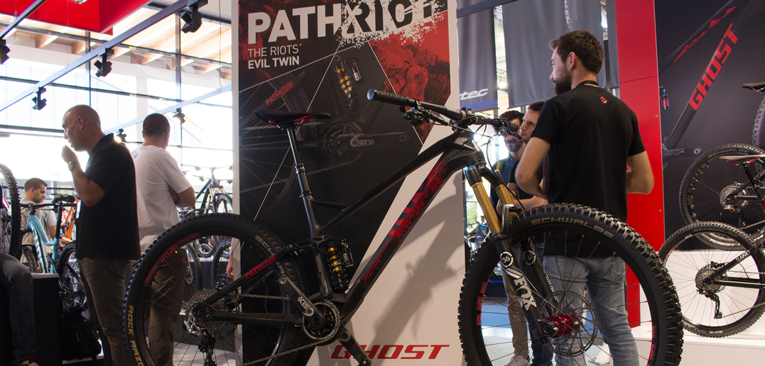 Ghost PathRiot 2016: Kompromissloses Race-Enduro | Eurobike 2015
