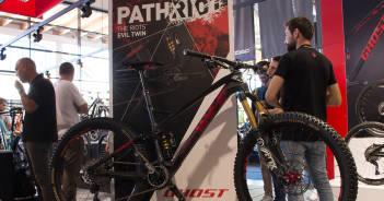 Ghost PathRiot 2016: Kompromissloses Race-Enduro   Eurobike 2015