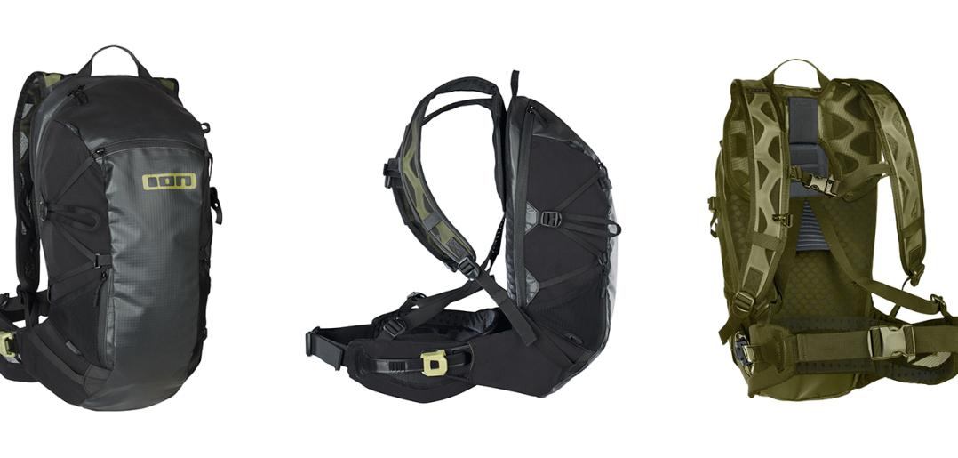 ION Transom: Fortschrittlicher Protektor-Rucksack auf der Eurobike 2015 gezeigt