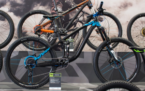 NS Bikes Snabb 2016: Agressive Trail- und Enduro-Bikes | Eurobike 2015