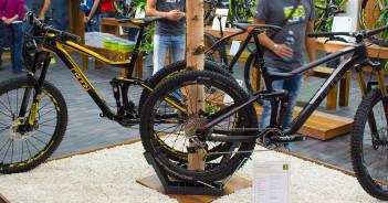 Alle Infos zum Radon Slide 140 Carbon von der Eurobike 2015