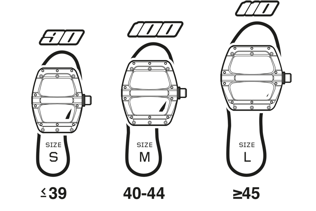 Spank Spoon Pedal: Konkave MTB-Pedale für alle Schuhgrößen | Eurobike 2015
