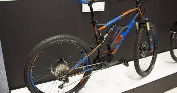 Stevens E-Pordoi 2016: Pedelec-Fully mit 130-Millimeter-Fahrwerk   Eurobike 2015