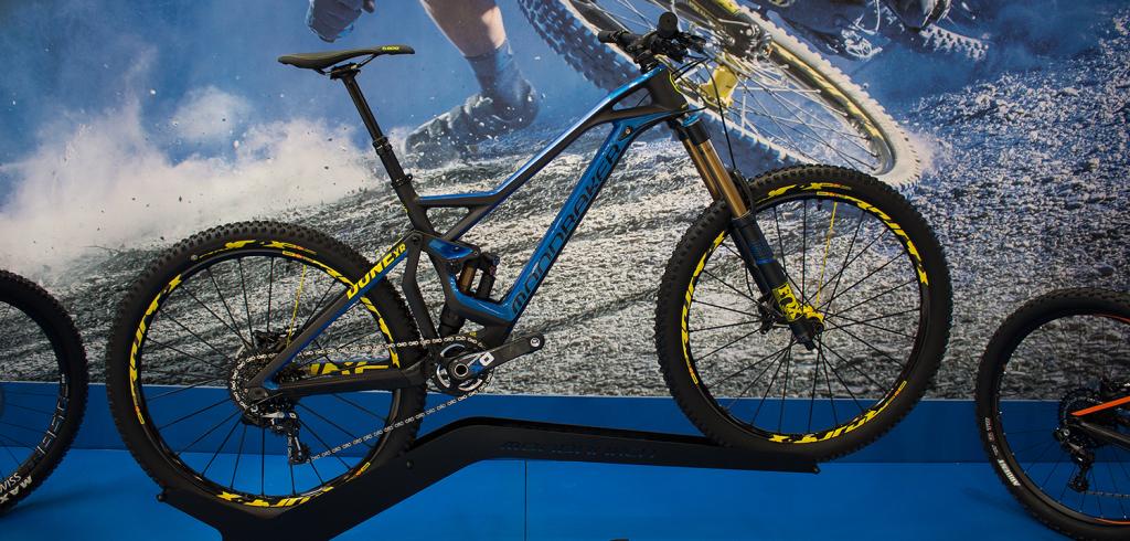 Mondraker Dune Carbon 2016: Race-Enduro ohne Kompromisse | Eurobike 2015