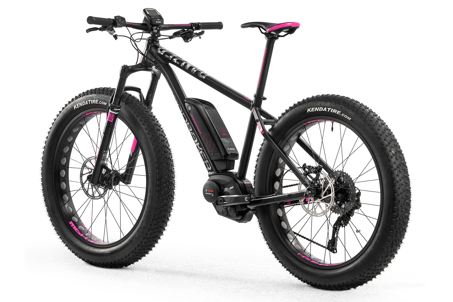 mondraker e panzer r 2016 pedelec fatbike mit 4 zoll. Black Bedroom Furniture Sets. Home Design Ideas