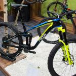 Radon Slide Carbon 160 2016: Leichtes Enduro mit breitem Einsatzbereich | Eurobike 2015