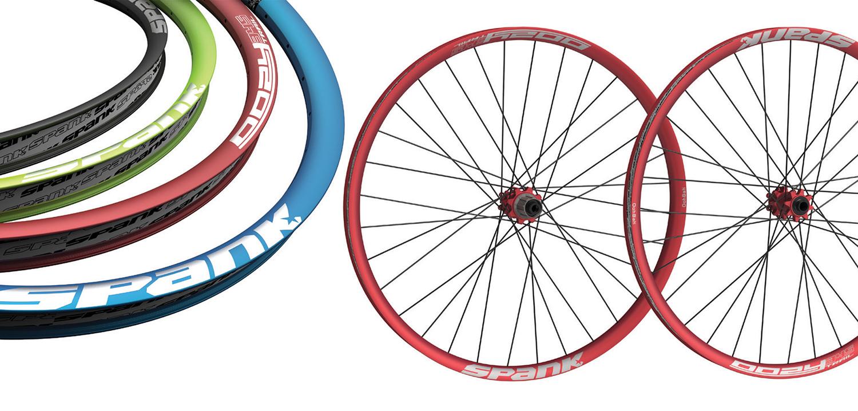 Spank rims wheel set opinion obvious