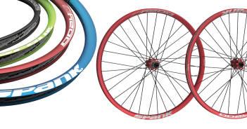Spank Wheels 2016: Spike Race und Oozy Trail mit Bead-Bite-System | Eurobike 2015