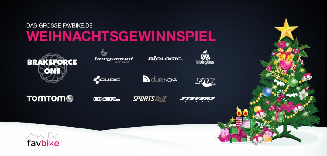 Weihnachtsgewinnspiel: Wir verlosen Preise im Wert von knapp 2.500 Euro