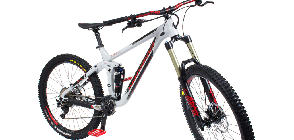 Bergamont Encore 9.0 Enduro-Bike im Test