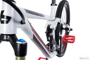 Bergamont Encore 9.0 Enduro-Bike im Test