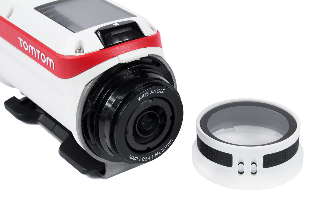 TomTom Bandit (U)HD-Action-Cam im Test