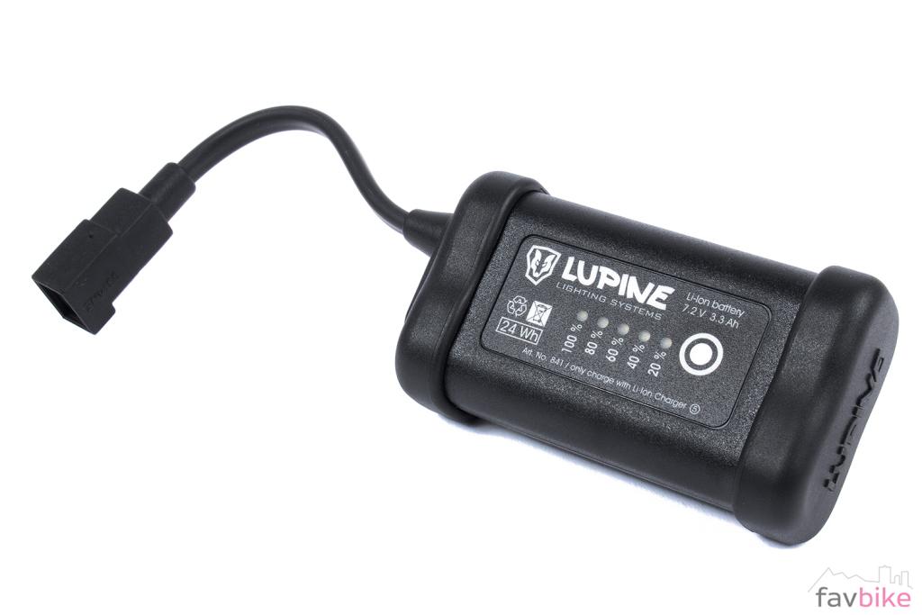 Lupine Piko 4: Helmlampe mit Bluetooth-Remote und SC-Akku im Test