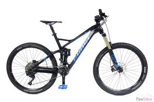 Ghost SL AMR X 7 All-Mountain-Bike im Test