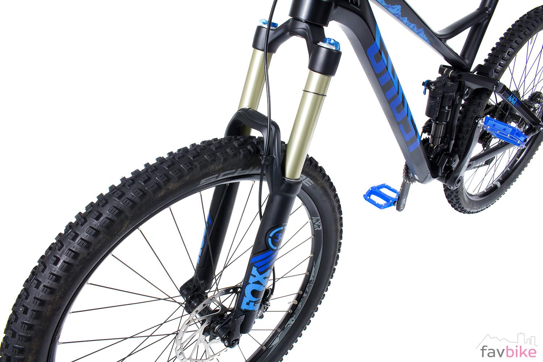 ghost sl amr x 7 all mountain bike im test. Black Bedroom Furniture Sets. Home Design Ideas