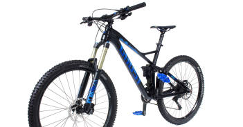Ghost SL AMR X 7 All-Mountain-Bike im Test