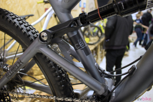 Alutech ICB 2.0 in finaler Serienversion präsentiert | Berliner Fahrradschau 2016