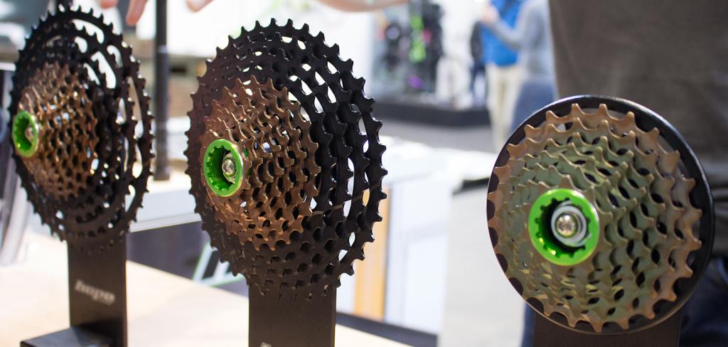 Hope Kassette in Downhill- und 11-fach-Variante vorgestellt | Berliner Fahrradschau 2016