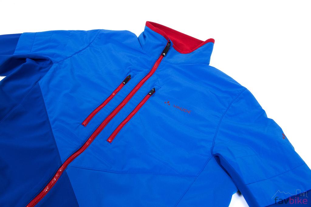 Vaude Primasoft Jacket für die kalte Jahreszeit im Test