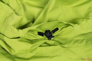ION Shelljacket Vario 2016: Regenjacke für Mountainbiker im Test