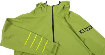 ION Shelljacket Vario 2016: Regenjacke für Mountainbiker im Test