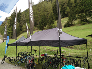 Alutech Green Days 2016: Saison-Start auf den 3-Länder Enduro Trails in Nauders