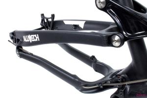 Alutech Fanes 5.0 Frame-Set: Der Rahmen für unser Enduro [Mountainbike Build]