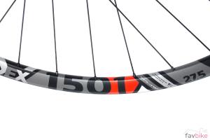 DT Swiss EX 1501 Spline One 25: Laufräder für unser Enduro [Mountainbike Build]