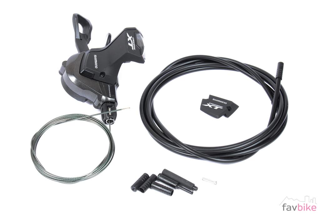 Shimano XT M8000-Antrieb: Zuverlässige 1x11-Konfiguration für unser Enduro [Mountainbike-Build]