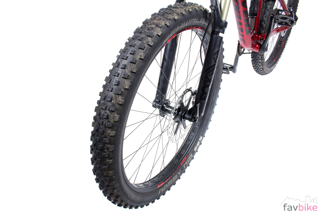 Stevens Whaka+ ES: All-Mountain-Bike mit Plus-Bereifung im Test