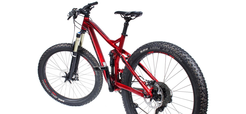 stevens whaka es all mountain bike mit plus bereifung im. Black Bedroom Furniture Sets. Home Design Ideas