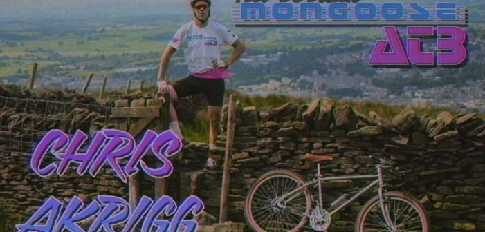 Chris Akrigg: Retro All Terrain Biking