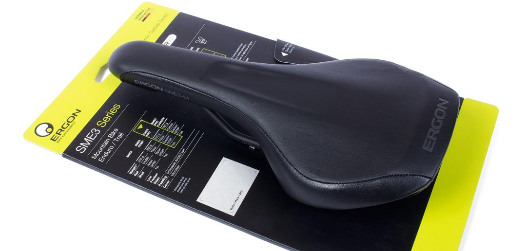 Ergon SME3 Pro Stealth: Leichter Enduro-Sattel für unser Aufbau-Projekt [Mountainbike Build]