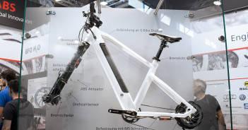BFO E-Bike ABS: Mehr Sicherheit auf Rädern mit Antriebsunterstützung [Eurobike 2016]